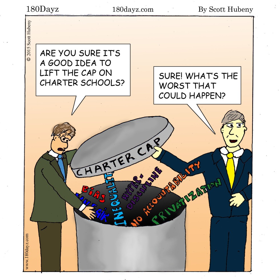 lifting the cap on charters