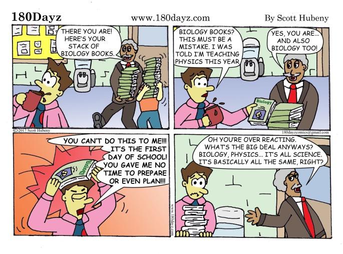 Hubeny comic
